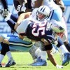 Tennessee Titans' Jake Locker makes the right moves in rough start