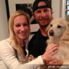 Dierks' Dog Flees in Winter Storm