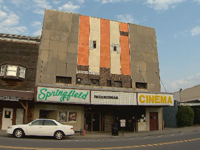 springfield movie theater open after bomb threat