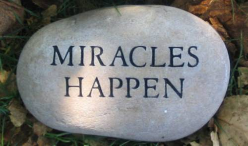 The Cost Of A Miracle